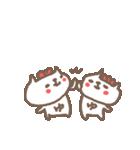 <ゆ>のつく名前基本セット「ユ」 cat(個別スタンプ:36)