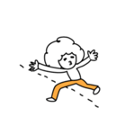 プリティー・虎しっぽ(個別スタンプ:34)