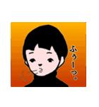 少年スタンプ【改訂版】(個別スタンプ:37)