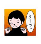 少年スタンプ【改訂版】(個別スタンプ:38)