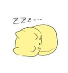 幸せな黄色い奇跡のネコ(個別スタンプ:20)