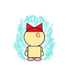 猫耳型ロボ なな 2(個別スタンプ:16)
