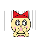 猫耳型ロボ なな 2(個別スタンプ:22)