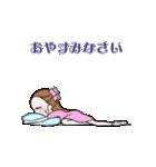 可愛く踊るバレリーナ~クリスマス編~(個別スタンプ:15)