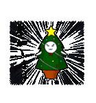 ポヨうさ クリスマス(個別スタンプ:09)