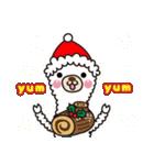 アルパカさんのクリスマスパーティー(個別スタンプ:15)