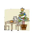 クリスマスしまねこスタンプ(個別スタンプ:03)