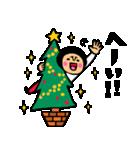 トモダチトークスタンプ【クリスマス編】(個別スタンプ:12)