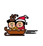 トモダチトークスタンプ【クリスマス編】(個別スタンプ:15)