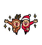トモダチトークスタンプ【クリスマス編】(個別スタンプ:16)