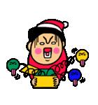 トモダチトークスタンプ【クリスマス編】(個別スタンプ:22)