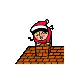 トモダチトークスタンプ【クリスマス編】(個別スタンプ:24)