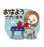 大人女子の日常【Xmas&お正月】(個別スタンプ:02)