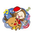 大人女子の日常【Xmas&お正月】(個別スタンプ:12)