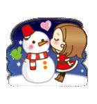 大人女子の日常【Xmas&お正月】(個別スタンプ:13)