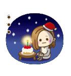 大人女子の日常【Xmas&お正月】(個別スタンプ:22)