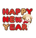 大人女子の日常【Xmas&お正月】(個別スタンプ:29)