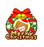 ♦️大人女子のクリスマス&お正月♦️(個別スタンプ:01)
