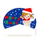 ♦️大人女子のクリスマス&お正月♦️(個別スタンプ:02)