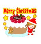 ♦️大人女子のクリスマス&お正月♦️(個別スタンプ:03)