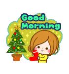 ♦️大人女子のクリスマス&お正月♦️(個別スタンプ:07)