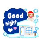 ♦️大人女子のクリスマス&お正月♦️(個別スタンプ:11)