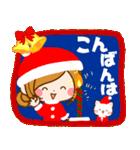 ♦️大人女子のクリスマス&お正月♦️(個別スタンプ:12)