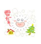 (♪)はまだのクリスマススタンプ(個別スタンプ:22)