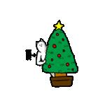 富沢さん用クリスマスのスタンプ(個別スタンプ:09)