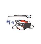 【雪合戦】シュナのつな子 11 冬編(個別スタンプ:20)