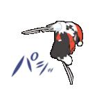 【雪合戦】シュナのつな子 11 冬編(個別スタンプ:21)