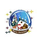 大人のクリスマス~動く~(個別スタンプ:09)