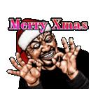 強面ブス天狗 クリスマス爆弾(個別スタンプ:17)