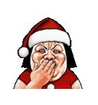 強面ブス天狗 クリスマス爆弾(個別スタンプ:25)