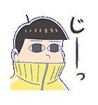 おそ松さん 第6松(個別スタンプ:25)