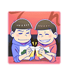 おそ松さん 第6松(個別スタンプ:36)