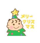 幼い男の子 冬version(個別スタンプ:3)