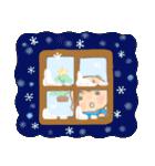 幼い男の子 冬version(個別スタンプ:5)
