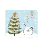 こまるのクリスマス&冬 2(個別スタンプ:19)