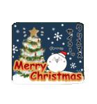 こまるのクリスマス&冬 2(個別スタンプ:20)