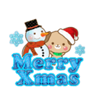 子犬のメリークリスマス&お正月!(個別スタンプ:04)