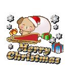 子犬のメリークリスマス&お正月!(個別スタンプ:07)