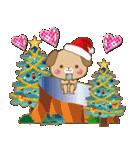 子犬のメリークリスマス&お正月!(個別スタンプ:18)