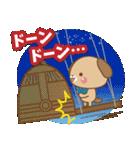 子犬のメリークリスマス&お正月!(個別スタンプ:33)