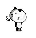 ボロボロパンダさん(個別スタンプ:05)