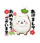 年末年始に使える★イヌのスタンプ★お正月(個別スタンプ:03)