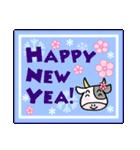 毎年使える!!干支の!あけましておめでとう!(個別スタンプ:14)