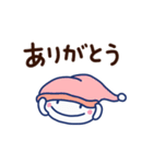 ほぼ白うさぎ4(冬編)(個別スタンプ:16)