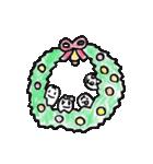 でんとくん&むしばマン クリスマス(個別スタンプ:10)