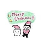 でんとくん&むしばマン クリスマス(個別スタンプ:39)